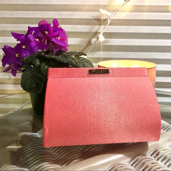 Bulgari Handbags - Bvlgari Parfums Clutch